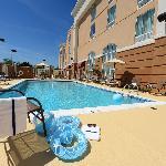 Scottsboro Alabama Hotel Outdoor Swimming Pool