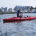 Kayaking in Cape May 9/2011