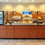 Fresh Start Breakfast Bar
