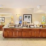 Spartanburg Hotel Complimentary Breakfast