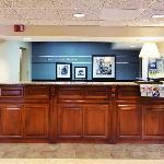 Spartanburg Hotel Front Desk