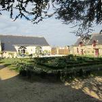 Foto de Hotel Manoir de Restigne