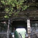 仁王門(楼門)