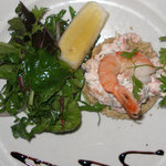 Prawn Crayfish salad