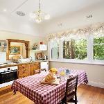 majestic cottage apartment kitchen