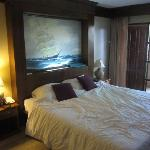 """Phuket Island View"", bed and window"