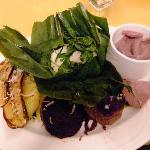 Hawaiian Diet (mahi mahi, purple sweet potatoes, more)