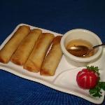 Crispy Thai Rolls
