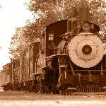 Laws Railroad Museum Foto