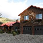 Front view of B&B