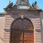 St Peter portal