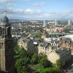 Glasgow Lofts view