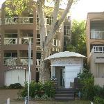 il complesso degli appartamenti