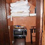 Closet in Pueblo Room