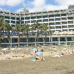 Hotel Dunas Don Gregory, primera linea de playa