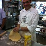 Foto di Cooking class at Hotel Buca di Bacco
