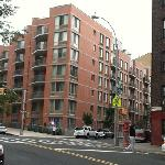 Colin Powell Houses in the Longwood section of the Bronx.