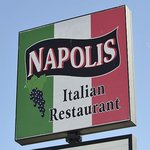 Napoli's 14th Street Sign