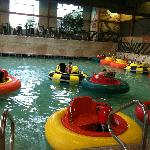 Wild West: Bumper boats