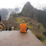 Much love from Machu Pichu!