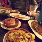 amazing tapas in Edinburgh!