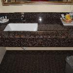 Sink with coffee maker