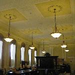 Fantastic old bank room