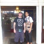 My Stay at Berties B&B 2009