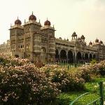 Le palais du Maharaja de Mysore