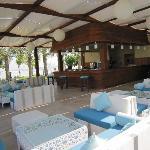 Plaj beach bar and restaurant