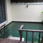 Privater Plunge Pool