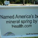 Warm Mineral Springs Foto