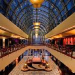 Dusit Thani Dubai's Lobby