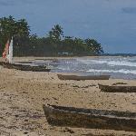 beach on excursion