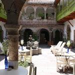 Ninos Courtyard