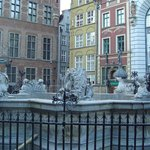 Photo de Neptune's Fountain (Fontanna Neptuna)