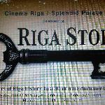 Picture of the movie poster Riga Story