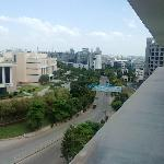 Sight from my room over Pune