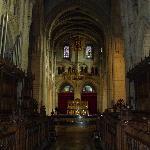 Inside Buckland Abbey