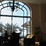 area del hotel