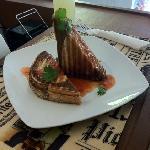Vietnamese style tuna sandwich - Delicious