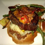 Lobster Crusted Filet Mignon
