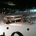 les menuires ski lift