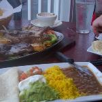 Spanish Parillada at Mariachi Restaurant