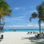 beach at Riu Playacar