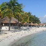 vista playa hotel en la mañana