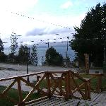 la vista al lago