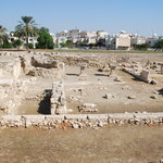 Photo of Kition Archaeological Site