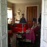 Sitting room at Buenvino