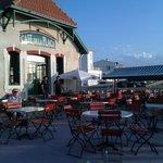 Bild från Cafe de la Plage